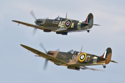 Duxford - 75 ans du spitfire
